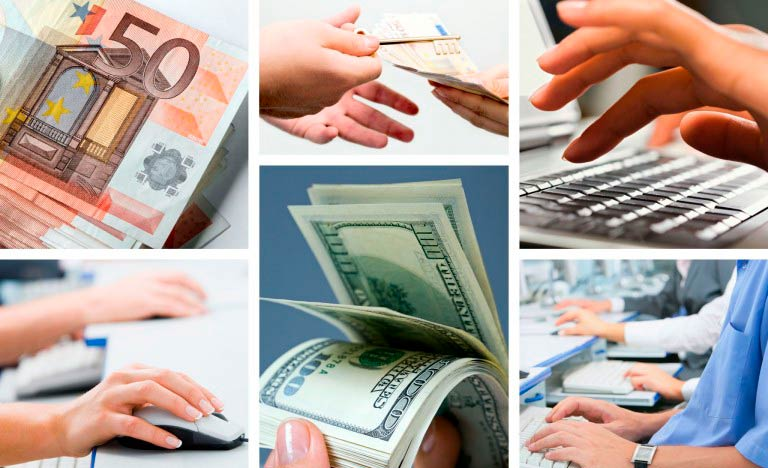 Подберите подходящий иностранный банковский счет