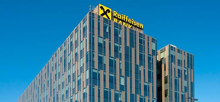 счет в Сербии в уважаемом банке Raiffeisen Bank