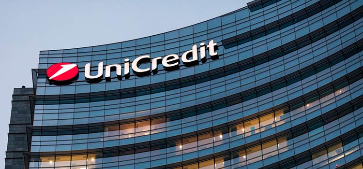 счет в сербском банке UniCredit
