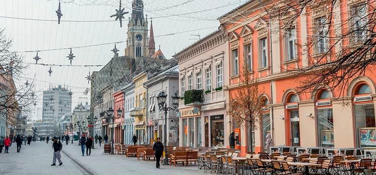 содержание компании в Сербии